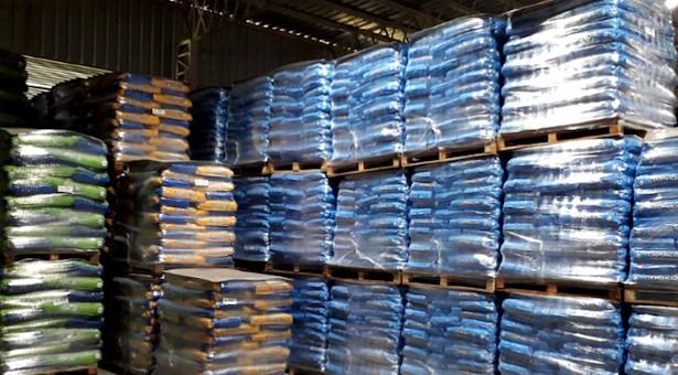 Full line Bagging and Palletizing Solution that Fulfills Future Needs