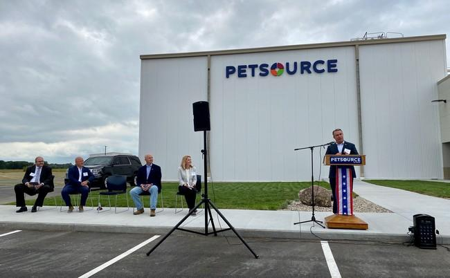Petsource by Scoular facility to begin Operations in October