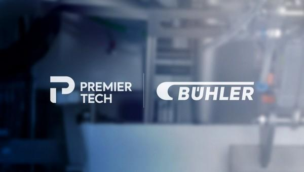 Premier Tech and Bühler  Joint Venture Evolved into a Global Partnership