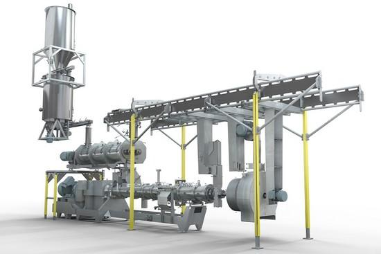 Twin Screw Extrusion
