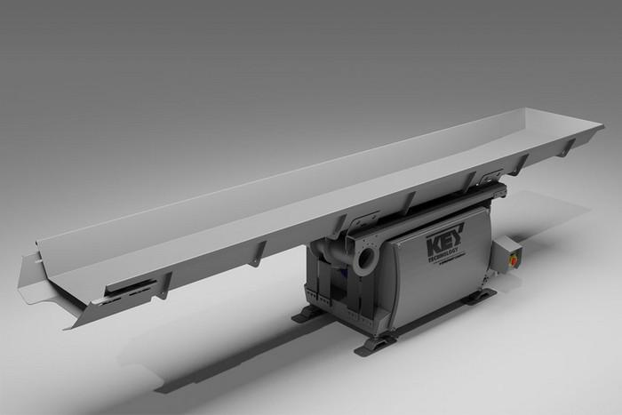 Key Technology's New Conveyor can reduce Product Damage, Processing Noise